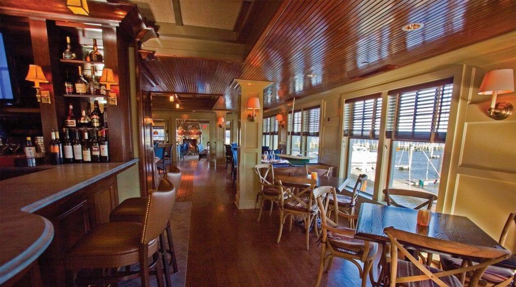 Award Winning Ct Sline Restaurants On The Water Saybrook Point Inn And Spa