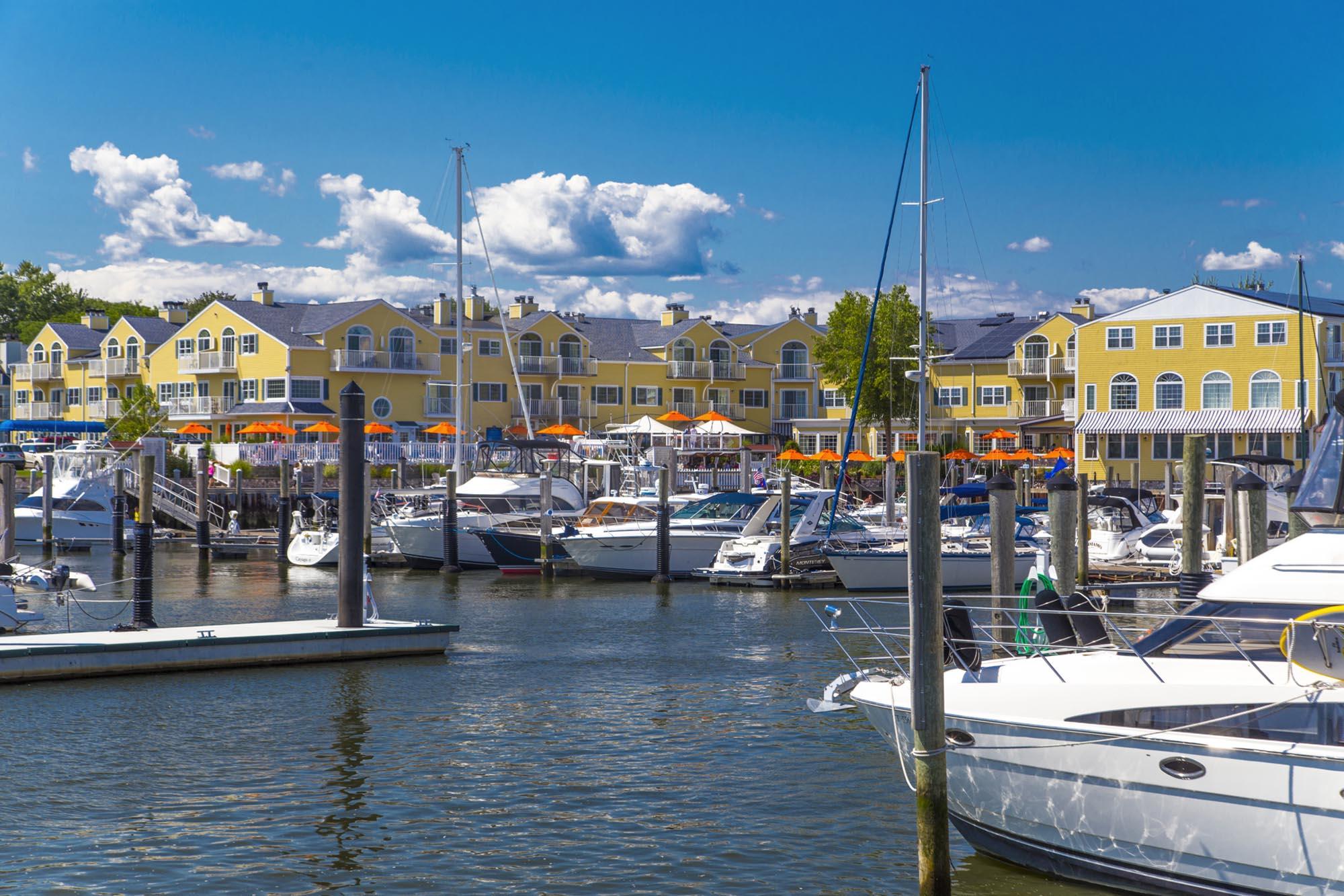 Luxury Connecticut Inn & Spa - Saybrook Hotel | Saybrook Point Inn & Spa