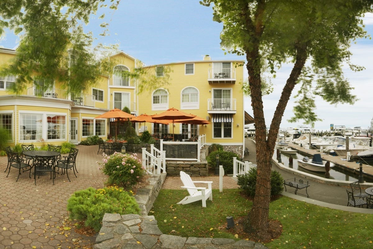 Saybrook Point Resort & Marina Terrace