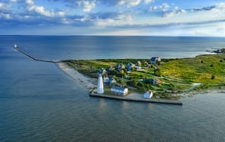 Picture of Old Saybrook, CT, and its hidden gems.